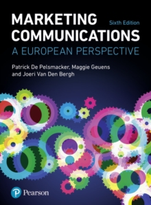 Marketing Communications : A European Perspective, Paperback / softback Book