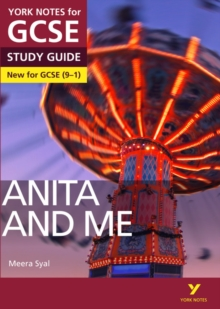 Anita and Me: York Notes for GCSE (9-1), Paperback / softback Book