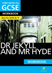 The Strange Case of Dr Jekyll and Mr Hyde: York Notes for GCSE (9-1) Workbook, Paperback / softback Book