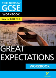 Great Expectations: York Notes for GCSE (9-1) Workbook, Paperback Book