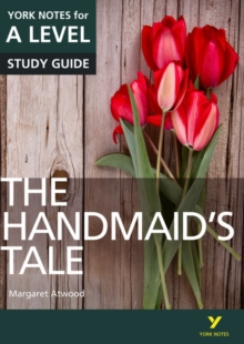 The Handmaid's Tale: York Notes for A-Level, Paperback Book