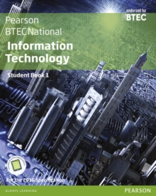 BTEC Nationals Information Technology Student Book + Activebook : For the 2016 specifications, Mixed media product Book