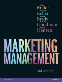 Marketing Management, EPUB eBook