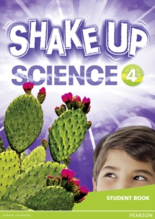 Shake Up Science 4 Student Book, Paperback / softback Book