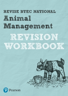 Revise BTEC National Animal Management Revision Workbook, Paperback / softback Book