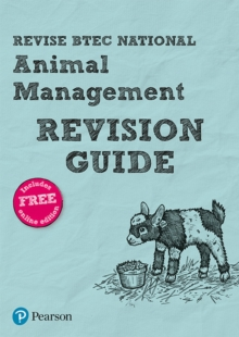 Revise BTEC National Animal Management Revision Guide : (with free online edition), Mixed media product Book