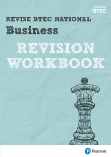 Revise BTEC National Business Revision Workbook, Paperback Book