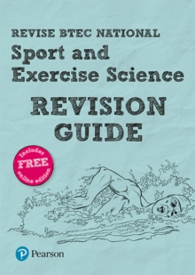 Revise BTEC National Sport and Exercise Science Revision Guide : (with free online edition), Mixed media product Book