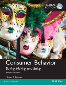 Consumer Behavior: Buying, Having, and Being plus MyMarketingLab with Pearson eText, Global Edition, Mixed media product Book