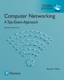 Computer Networking: A Top-Down Approach, Global Edition, Mixed media product Book