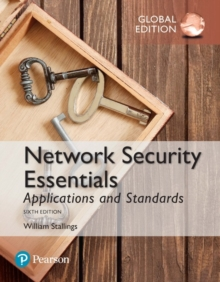 Network Security Essentials: Applications and Standards, Global Edition, Mixed media product Book
