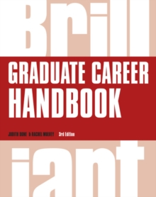 Brilliant Graduate Career Handbook, Paperback / softback Book