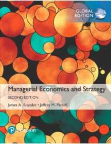 Managerial Economics and Strategy plus MyEconLab with Pearson eText, Global Edition, Mixed media product Book
