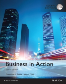 Business in Action, Global Edition, Paperback / softback Book