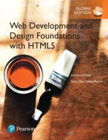 Web Development and Design Foundations with HTML5, Global Edition, PDF eBook