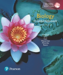 Biology: A Global Approach plus MasteringBiology with Pearson eText, Global Edition, Mixed media product Book