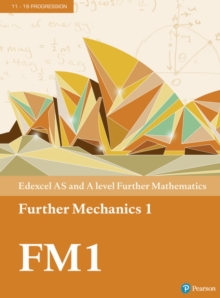 Edexcel AS and A level Further Mathematics Further Mechanics 1 Textbook + e-book, Mixed media product Book