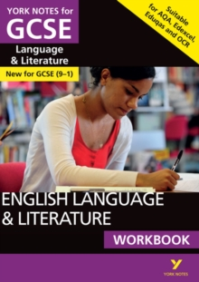 English Language and Literature Workbook: York Notes for GCSE (9-1), Paperback / softback Book
