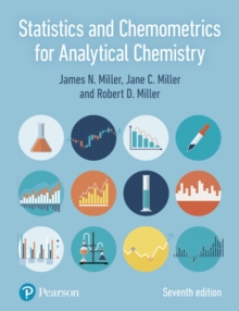 Statistics and Chemometrics for Analytical Chemistry, Paperback / softback Book