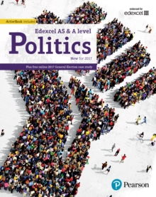 Edexcel GCE Politics AS and A-level Student Book and eBook, PDF eBook