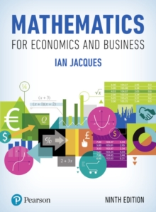 Mathematics for Economics and Business, Paperback / softback Book