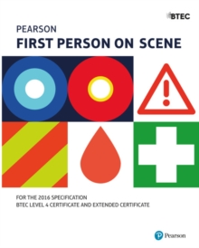 First Person on Scene Handbook 2nd ed, Mixed media product Book
