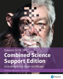 Edexcel GCSE (9-1) Combined Science, Support Edition with ELC, Student Book, Paperback Book