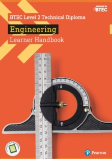 BTEC Level 2 Technical Diploma Engineering Learner Handbook with ActiveBook, PDF eBook