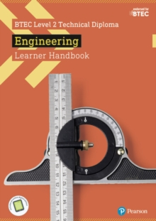 BTEC Level 2 Technical Diploma Engineering Learner Handbook with ActiveBook, Mixed media product Book