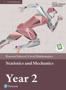 Edexcel A level Mathematics Statistics & Mechanics Year 2 Textbook, PDF eBook