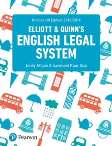 English Legal System, PDF eBook