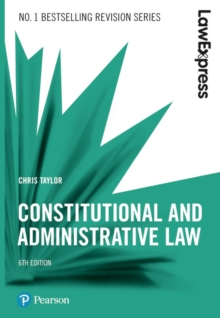 Law Express: Constitutional and Administrative Law, Paperback / softback Book