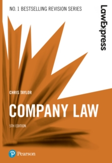 Law Express: Company Law, 5th edition, Paperback / softback Book