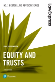 Law Express: Equity and Trusts, EPUB eBook