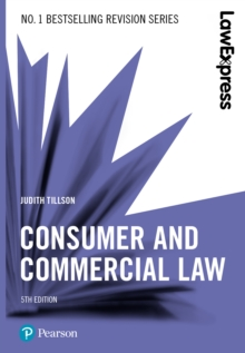 Law Express: Commercial and Consumer Law, EPUB eBook