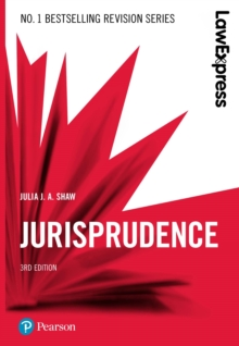 Law Express: Jurisprudence, PDF eBook