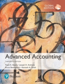 Advanced Accounting, Global Edition, Paperback Book