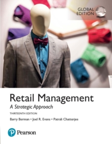 Retail Management, Global Edition, Paperback / softback Book