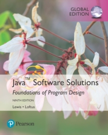 Java Software Solutions, Global Edition, Mixed media product Book