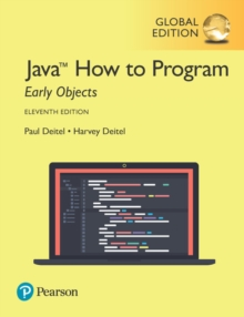 Java How to Program, Early Objects, Global Edition, Mixed media product Book