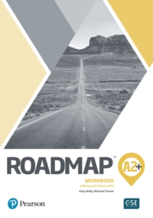 Roadmap A2+ Workbook with Digital Resources, Mixed media product Book