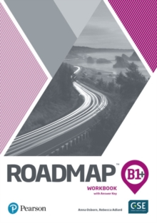 Roadmap B1+ Workbook with Digital Resources, Mixed media product Book