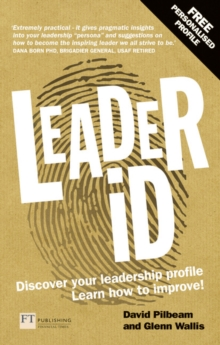 Leader iD : Here's your personalised plan to discover your leadership profile - and how to improve, Paperback / softback Book