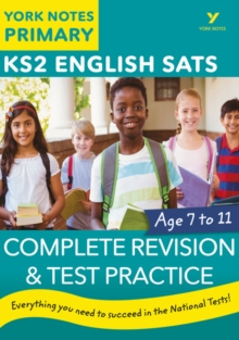 English SATs Complete Revision and Test Practice: York Notes for KS2, Paperback Book