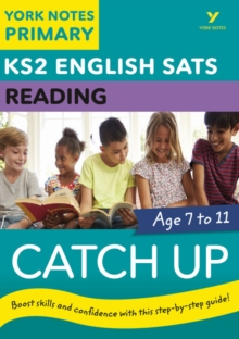 English SATs Catch Up Reading: York Notes for KS2, Paperback / softback Book