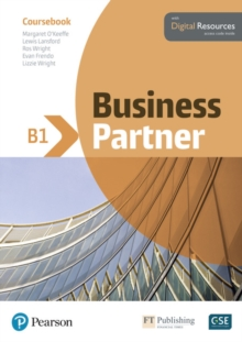 Business Partner B1 Coursebook and Basic MyEnglishLab Pack, Mixed media product Book