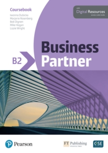 Business Partner B2 Coursebook and Basic MyEnglishLab Pack, Mixed media product Book