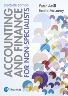 Accounting and Finance for Non-Specialists 11th edition, Paperback / softback Book