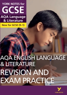 AQA English Language and Literature Revision and Exam Practice: York Notes for GCSE (9-1), PDF eBook