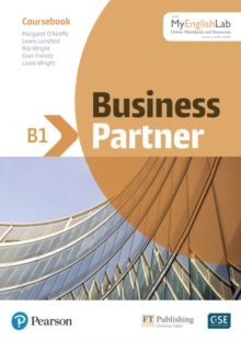 Business Partner B1 Intermediate Student Book w/MyEnglishLab, 1e, Mixed media product Book